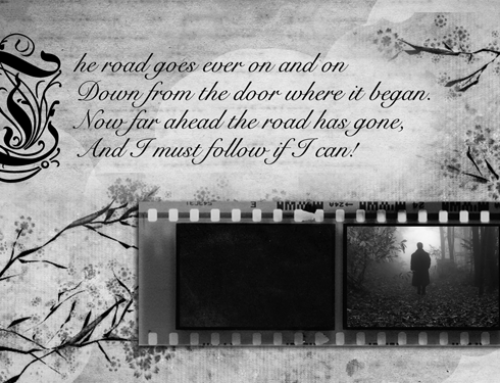 The Road Goes Ever On…