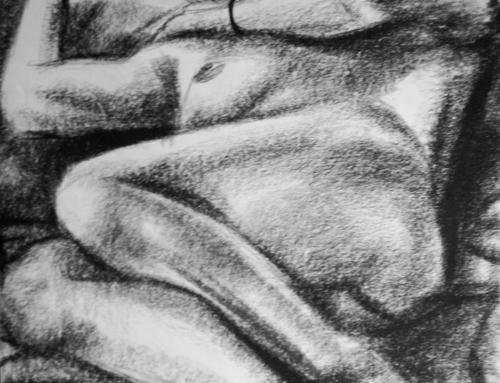 Reclining Nude Figure